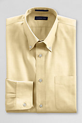 Men's Traditional Fit No Iron Pinpoint Dress Shirt