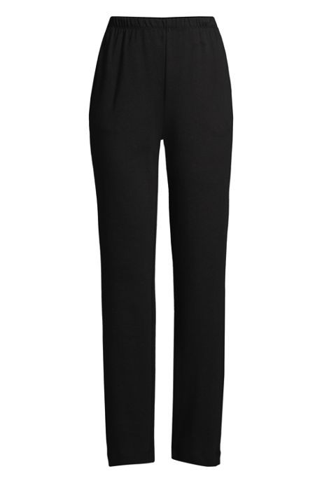 Women's Regular Fit 3 Sport Knit Pants