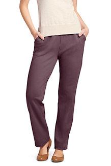 Baumwoll-Interlock-Hose für Damen