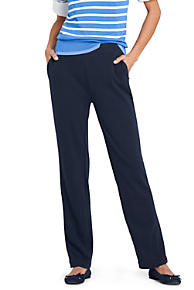 Womens Petite Slim Cargo Trousers - 14/16 - BLUE Lands End tk1709PCb6