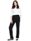 Women's Regular Sport Knit Straight Leg Trousers