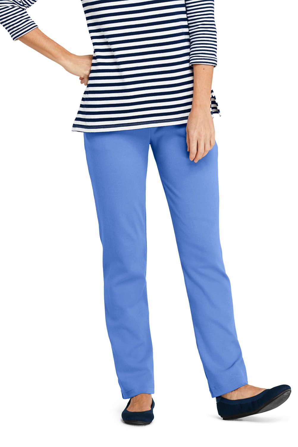 7af864b7a71 Women s Sport Knit Elastic Waist Pants High Rise. Item  094026AH0. View  Fullscreen