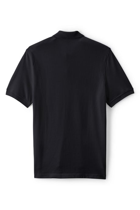 School Uniform Men's Short Sleeve Performance Mesh Polo