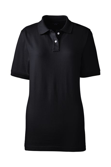 Women's Short Sleeve Performance Mesh Polo