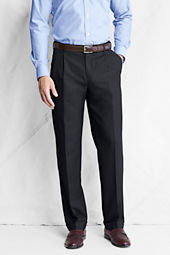 Men's Pleat Front Comfort Waist Year'rounder Dress Pants