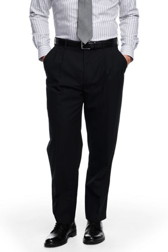 Big Tall Dress Pants For Men Lands End