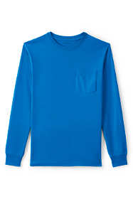 Men's Tall Super-T Long Sleeve T-Shirt with Pocket