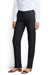 Women's Plain Front 60/40 Blend Chino Pants