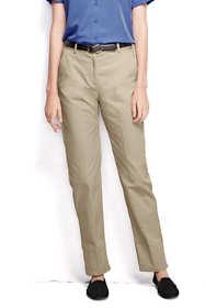 Women's Plus Size Plain Chino Pants