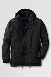 School Uniform Men's Fleece-lined Outrigger Parka