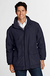 Men's Fleece-lined Outrigger Parka