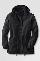 School Uniform Women's Fleece-lined Outrigger Parka