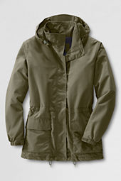 Women's Fleece-lined Outrigger Parka