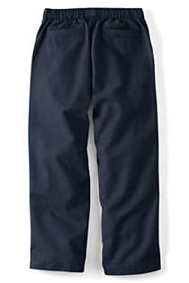 Little Boys Iron Knee Pull On Climber Pants, Back