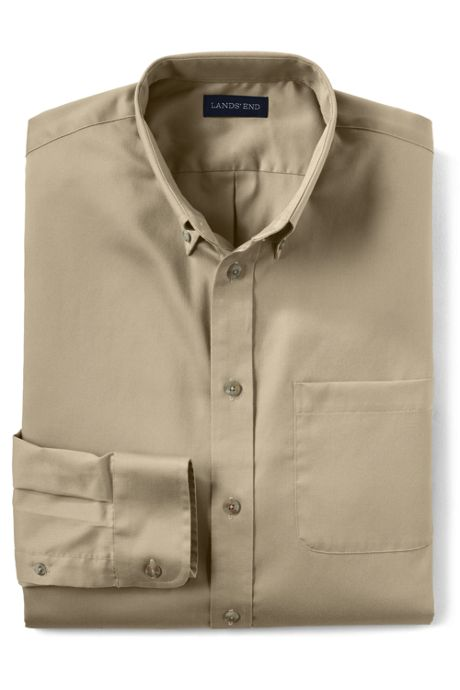 Men's Big Performance Twill Shirt