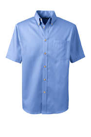 Men's Short Sleeve Performance Twill Shirt