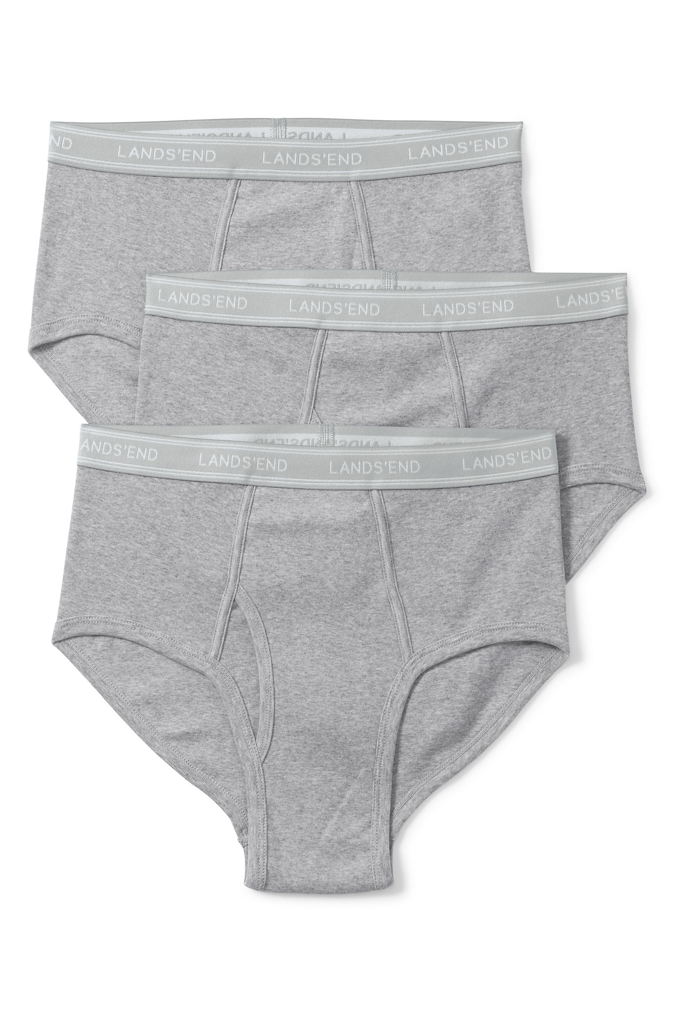 Men's Knit Underwear 3 Pack - Briefs
