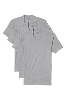 Men's Crewneck Undershirt (3-pack)