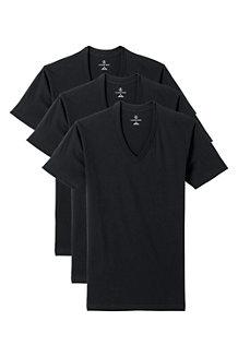Men's V-neck Vest - 3-pack