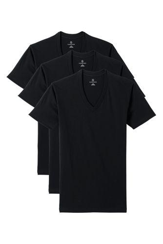 Men's Regular V-neck Vest - 3-pack