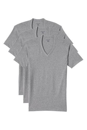 Unterhemd mit V-Ausschnitt für Herren (3er-Set)