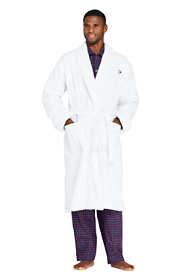 Men's Calf Length Turkish Terry Robe