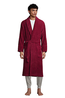 Men's Turkish Terry Bath Robe