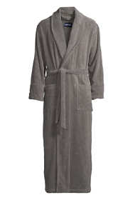 Men's Full Length Turkish Terry Robe