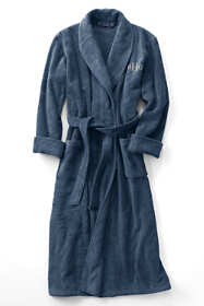 Men's 14 ounce Full Length Turkish Terry Robe