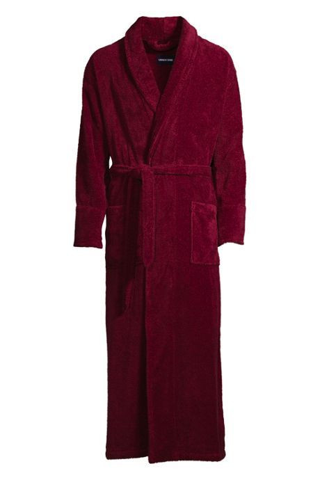 1b86b2ffce Men s 14 ounce Full Length Turkish Terry Robe ...