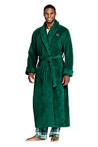 pre order shop for best genuine Men's Full Length Turkish Terry Robe | Lands' End
