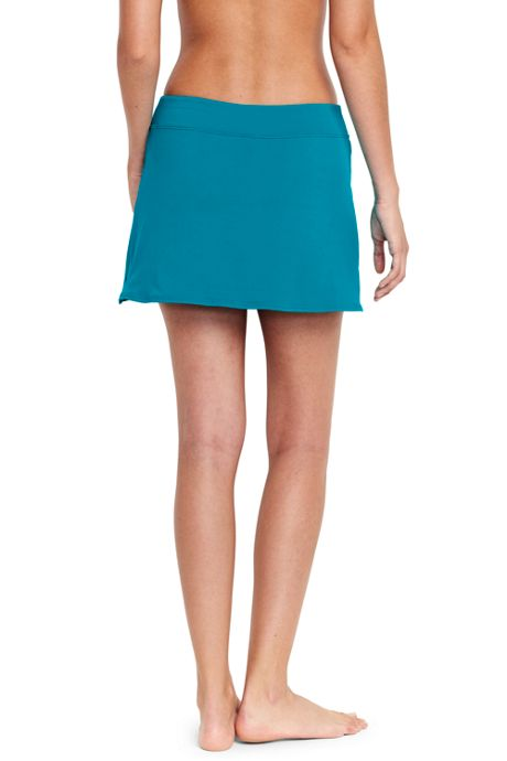 Women's Petite SwimMini Swim Skirt
