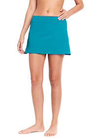 Women's Long SwimMini Swim Skirt