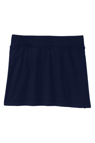 Women's Petite Swim Skirt Swim Bottoms