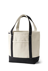 School Uniform Canvas Totes