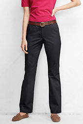 Women's Modern Straight Boot-cut Pants