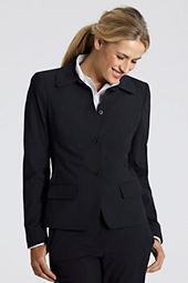 Women's Washable Wool Short Jacket