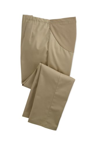 Women's Maternity Chino Pants from Lands' End