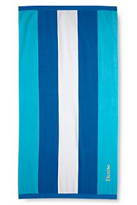 vertical rugby stripe beach towel - Beach Towels On Sale