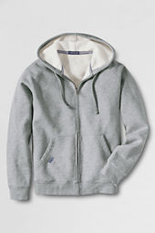Men's Serious Sweats Zip Hooded Jacket
