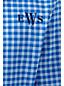 La Robe de Chambre en Coton, Homme Stature Standard