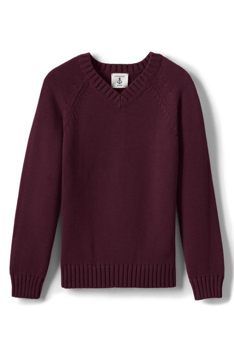 Little Boys Drifter V-neck Pullover