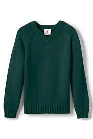 School Uniform Boys Drifter V-neck Pullover