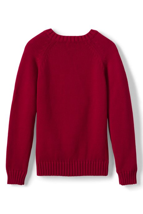 School Uniform Little Boys Drifter V-neck Pullover