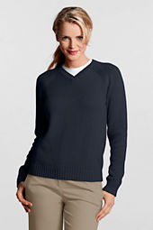 Women's Drifter V-neck Sweater