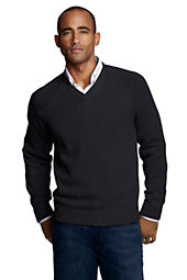 Men's Drifter V-neck Sweater