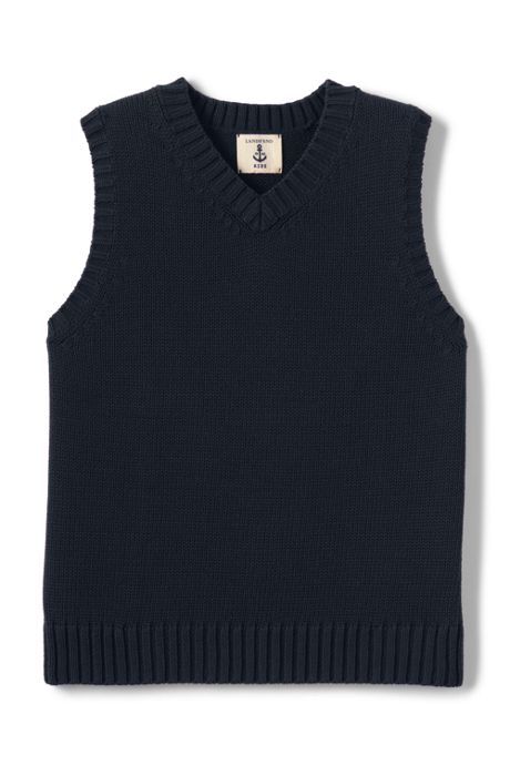 School Uniform Boys Drifter V-neck Vest