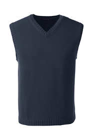 School Uniform Men's Drifter V-neck Vest