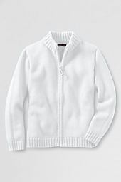 Boys' Zip-front Drifter Cardigan Sweater