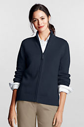 Women's Zip-front Drifter Cardigan Sweater
